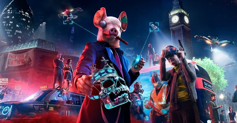 Get an extra discount on Watch Dogs: Legion on Ubisoft Store