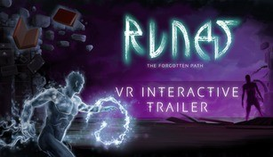 VR INTERACTIVE TRAILER: Runes