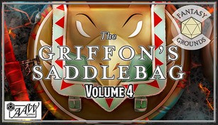 Fantasy Grounds - The Griffon's Saddlebag Volume 4