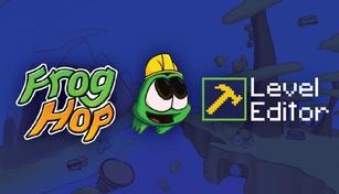 Frog Hop - Level Editor