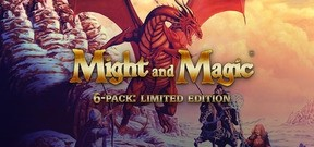 Might and Magic 6-pack: Limited Edition