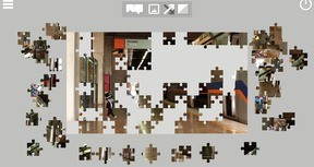 Invisible Services - Pixel Art Jigsaw Puzzle