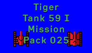Tiger Tank 59 Ⅰ Mission Pack 025