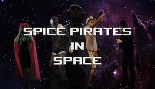Spice Pirates in Space: A Retro RPG