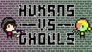 Humans Vs Ghouls