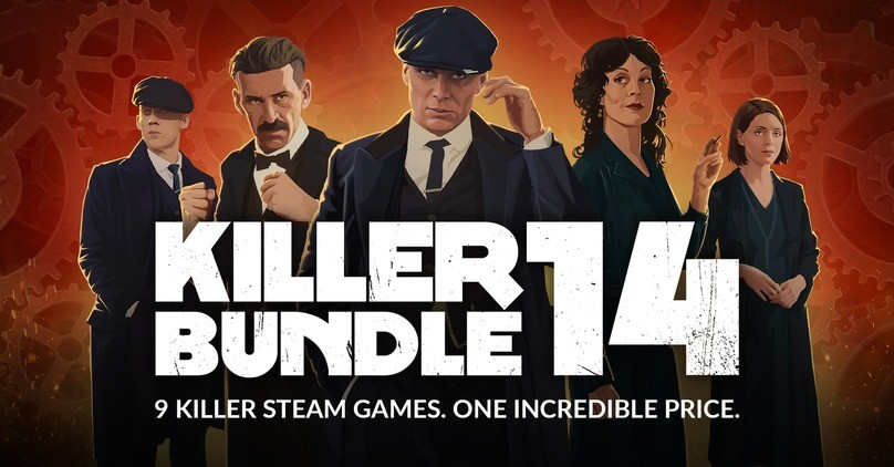 Fanatical - Killer Bundle 14