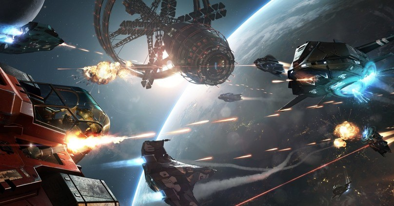 Elite Dangerous and The World Next Door are revealed as next FREE games from Epic Games Store