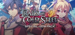 The Legend of Heroes: Trails of Cold Steel - Special Item Pack