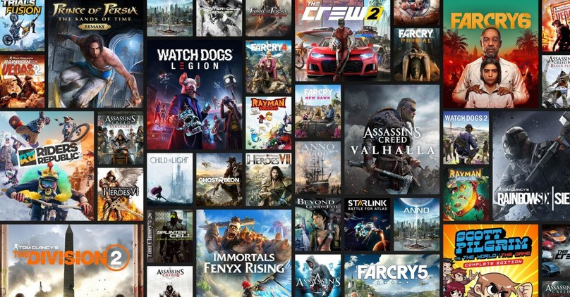 Ubisoft+ is only $6.00 for the first month!