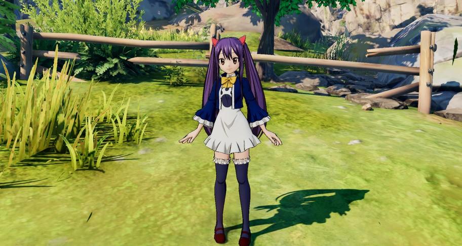 "FAIRY TAIL: Wendy's Costume ""Anime Final Season"""