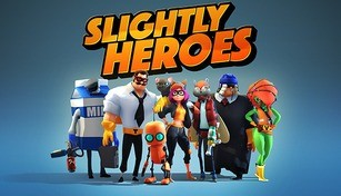 Slightly Heroes VR