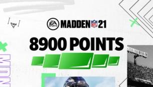 MADDEN NFL 21 - 8900 Madden Points