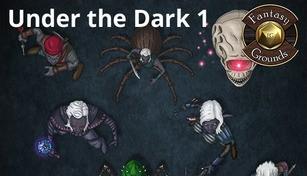 Fantasy Grounds - Jans Token Pack 07 - Under the Dark 1