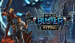 Wild Buster: Heroes of Titan - Founder Edition