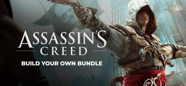 Fanatical - Build your own Assassin's Creed Bundle (available again)