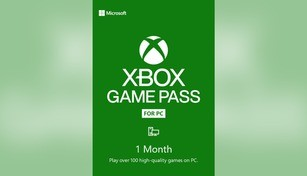 Xbox Game Pass for PC - 1 Month
