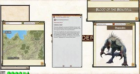 Fantasy Grounds - Pathfinder RPG - Pathfinder Bounty #2: Blood of the Beautiful