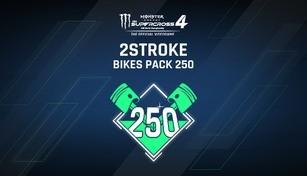 Monster Energy Supercross 4 - 2Stroke Bikes Pack (250)