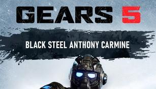 Gears 5 - Black Steel Anthony Carmine