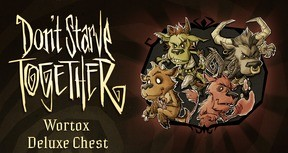 Don't Starve Together: Wortox Deluxe Chest