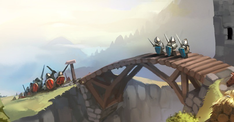 FREE Bridge Constructor: Medieval for Prime Gaming users