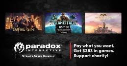 Humble Paradox StrataGems Bundle