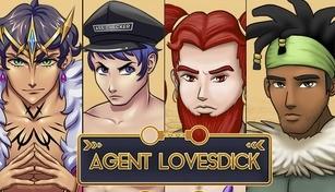 Agent Lovesdick - Adult Art Pack
