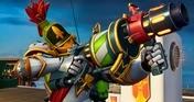 Rocket Arena - Mythic Upgrade