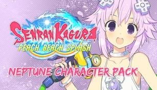 SENRAN KAGURA Peach Beach Splash - Neptune Character Pack