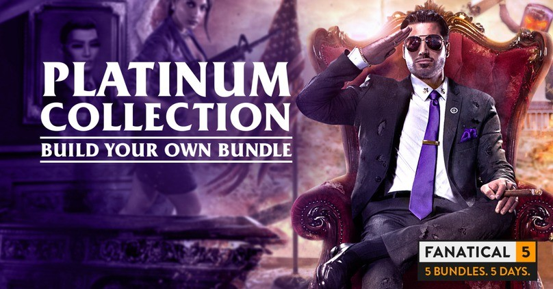 Fanatical Platinum Collection - Build your own Bundle - May 2021