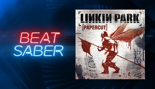 "Beat Saber - Linkin Park - ""Papercut"""
