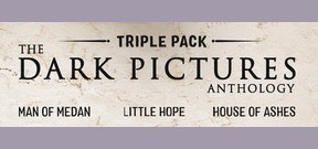 The Dark Pictures Triple Pack