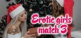 Erotic girls match 3