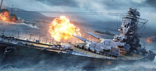FREE World of Warships - Exclusive Starter Pack