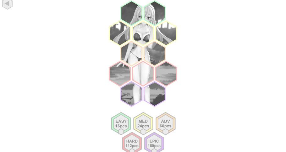 Hentai Jigsaw Nina