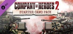Company of Heroes 2 - Starter Camo Bundle