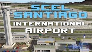 X-Plane 10 AddOn - Aerosoft - SCEL Santiago International Airport