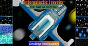 Desktop Wallpapers [Intergalactic Traveler: The Omega Sector]