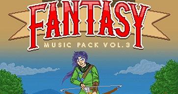RPG Maker MV - Retro Fantasy Music Pack Vol 3