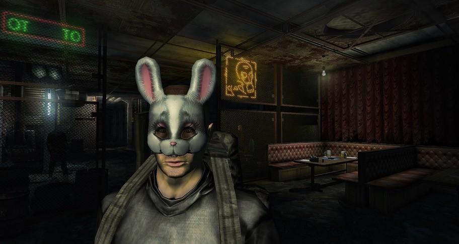 sZone - Rabbit Mask