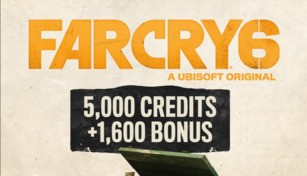 Far Cry 6 - X-large Pack (6,600 Credits)