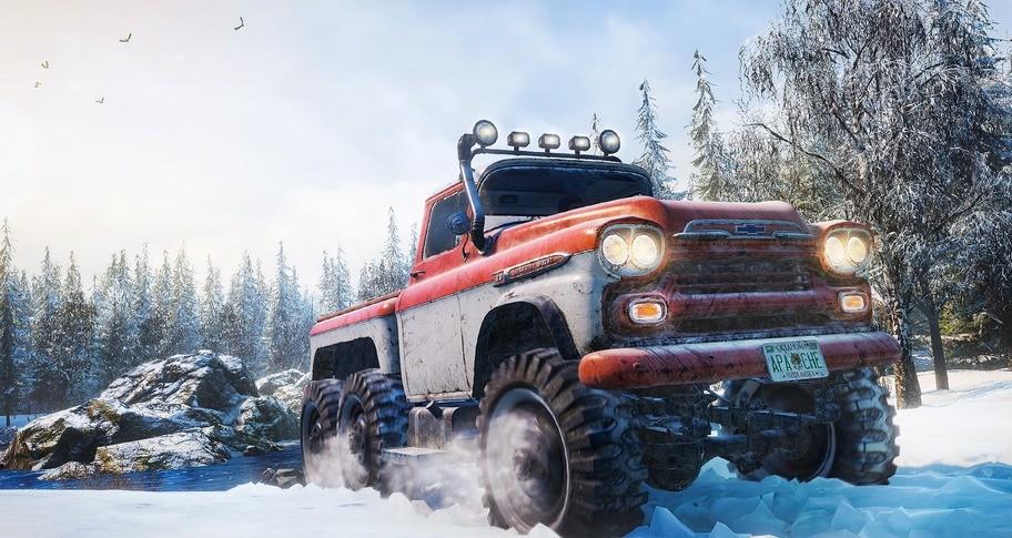 SnowRunner - Clasico Pack