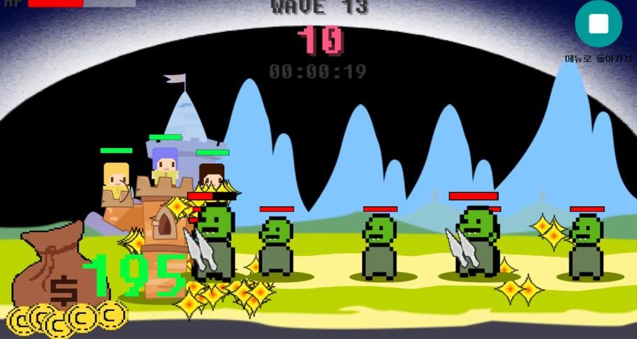 GamerZ CastlE Rush!