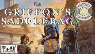 Fantasy Grounds - The Griffon's Saddlebag