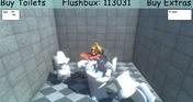 Toilet Flushing Simulator