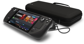 Steam Deck - a portable PC console by Valve is coming December 2021!