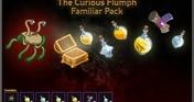 The Curious Flumph Familiar Pack