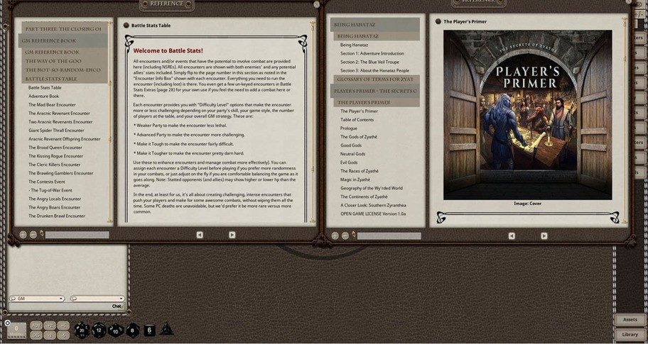 Fantasy Grounds - The Darkest Dream - Chapter One of the Red Star Rising Campaign