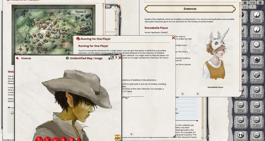 Fantasy Grounds - D&D Essentials Kit