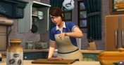 The Sims 4 Country Kitchen Kit